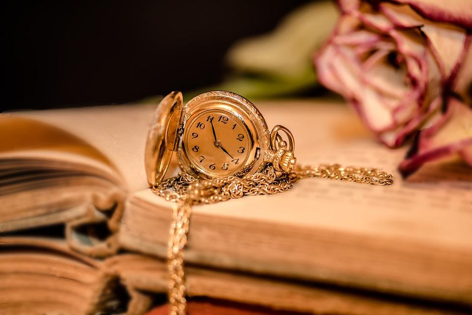 horloge esprit