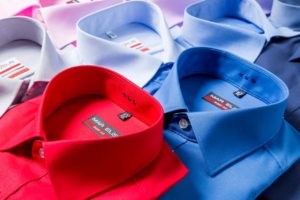 kleuren overhemden