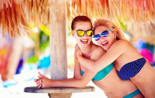 vrouwen vakantie