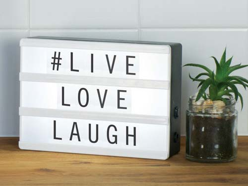 Lightbox quotes