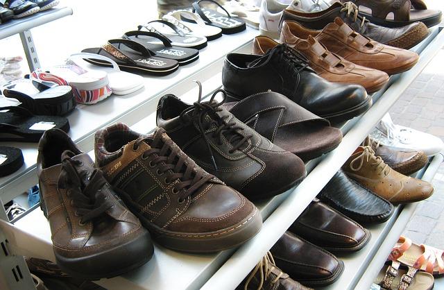 schoenen kopen vriend
