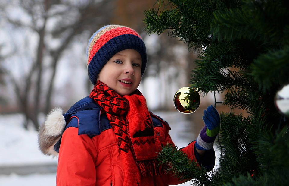 winterkleding kinderen