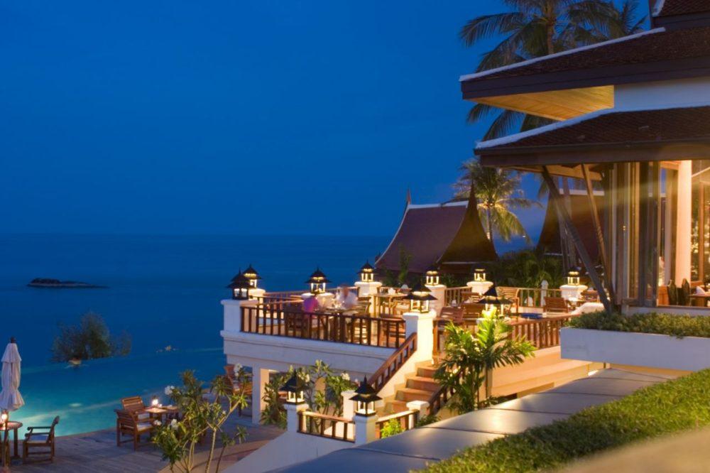 Vakantie of hotel