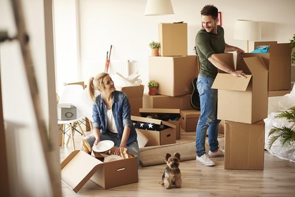 verhuizen nieuwbouw woning