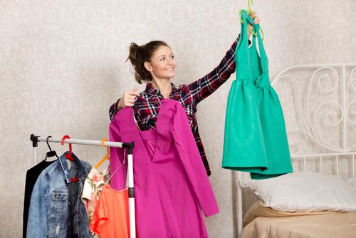 Categoriseren kleding