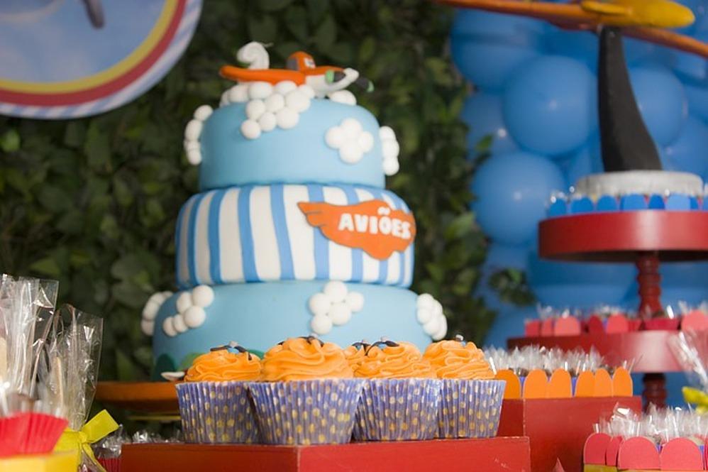 Het organiseren van een feestje voor je kind