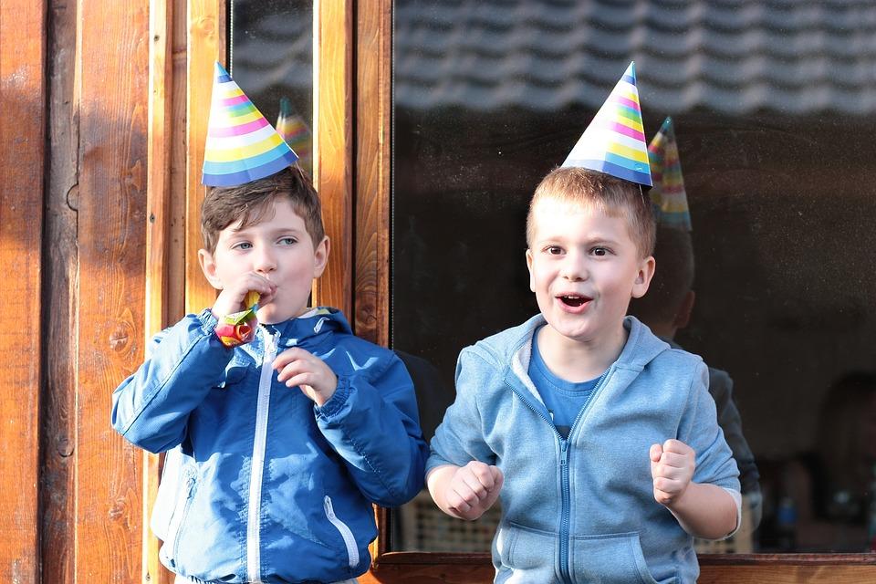 actief kinderfeestje
