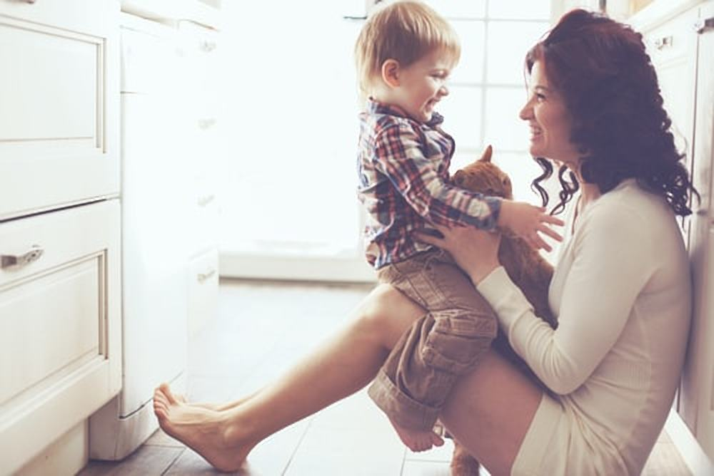 Hoe blijf je fit als mama