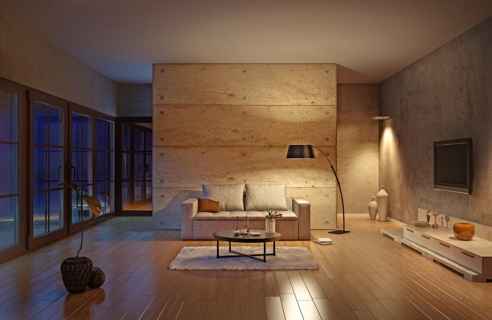Welke verlichting in de woonkamer?