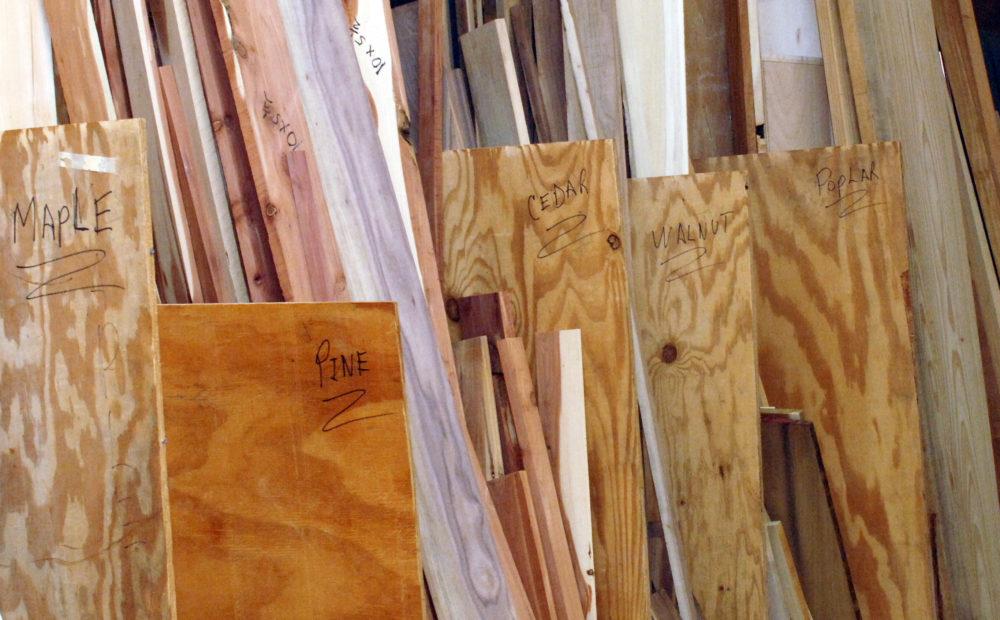 hout soorten