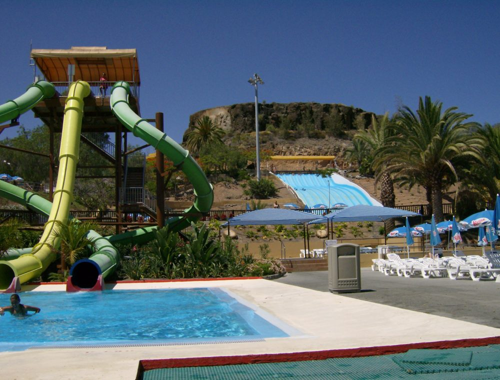 waterpark in Maspalomas