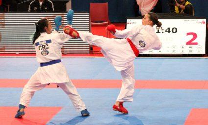 Vechtsport voor vrouwen