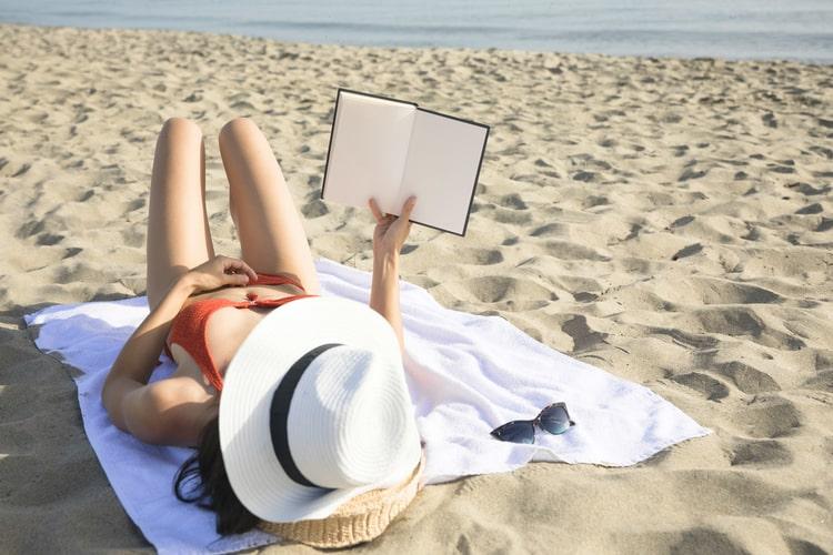 Welk boek lees jij op vakantie