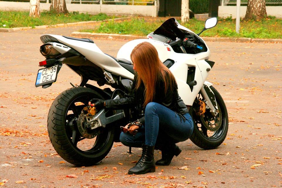 Welke motorfietsen zijn geschikt voor vrouwen?