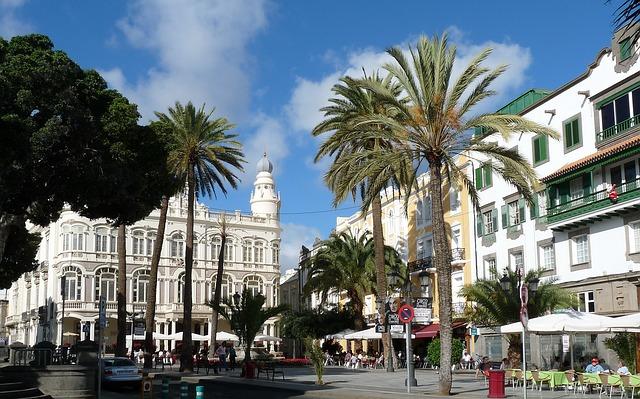 Heerlijk overwinteren op één van de Canarische eilanden