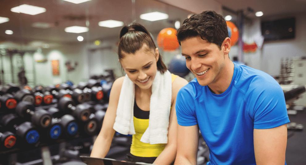 Iets doen met sport of voeding?