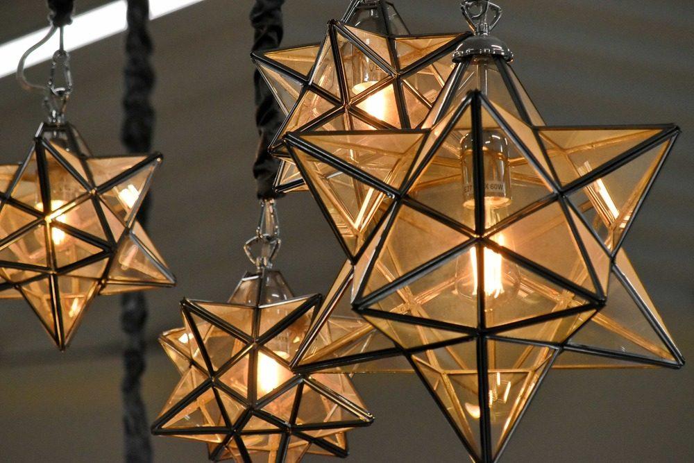 Oosterse lampen voor een sfeervol interieur