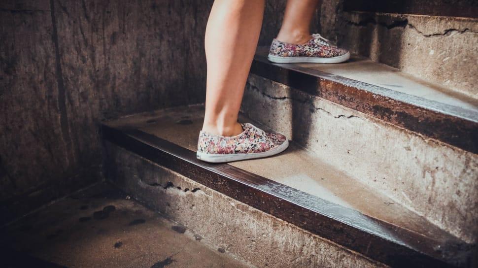 Wissel schoenen af
