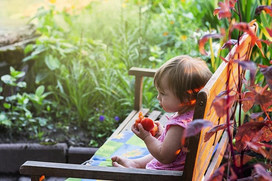 Inspiratie voor een kindvriendelijke tuin