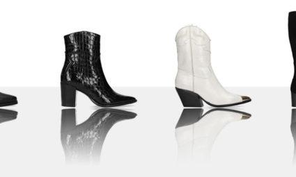 herfst:winter schoenentrends voor vrouwen