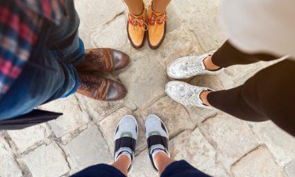 Trendy en comfortabele schoenen uitzoeken doe je zo