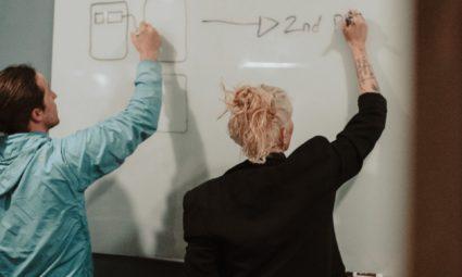 Waar koop je een whiteboard?